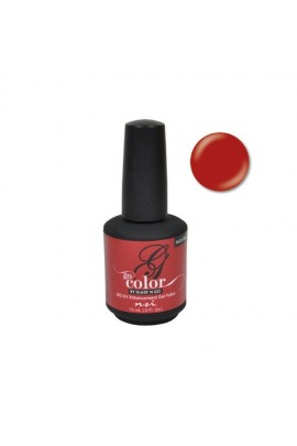 NSI - Go Color Tack-Free LED / UV Gel Polish - Lipstick Stains - 0.5oz / 15ml