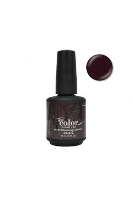 NSI - Go Color Tack-Free LED / UV Gel Polish - Midnight Flight - 0.5oz / 15ml