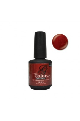 NSI - Go Color Tack-Free LED / UV Gel Polish - You're Fired! - 0.5oz / 15ml