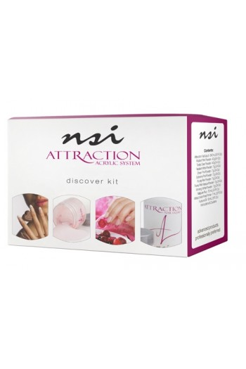 NSI Atrraction Acrylic System - Discover Kit