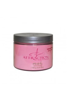 NSI Attraction Nail Powder: Intense Pink - 4.6oz / 130g