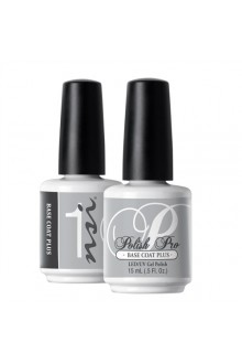 NSI Polish Pro Gel Polish - Base Coat Plus - 0.5oz / 15ml