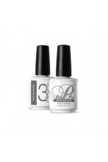 NSI Polish Pro Gel Polish: Matte Top Coat - 0.5oz / 15ml