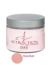 NSI Attraction Nail Powder: Rose Blush - 4.6oz / 130g