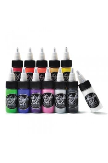 NSI Secrets Prism Paints - Paint Kit - 12 Colors - 20g / 0.7oz Each