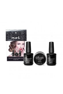 NSI Secrets - Removable Gel System - Sampler Kit