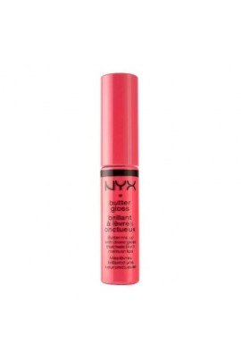 NYX Butter Gloss - Cupcake - 0.27oz / 8ml