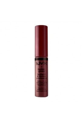 NYX Butter Gloss - Devil's Food Cake - 0.27oz / 8ml