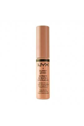 NYX Butter Gloss - Fortune Cookie - 0.27oz / 8ml