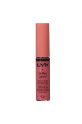 NYX Butter Gloss - Maple Blondie - 0.27oz / 8ml