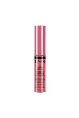 NYX Butter Gloss - Peaches And Cream - 0.27oz / 8ml