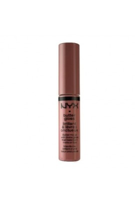 NYX Butter Gloss - Praline - 0.27oz / 8ml