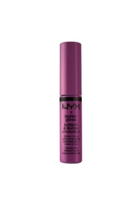 NYX Butter Gloss - Raspberry Tart - 0.27oz / 8ml