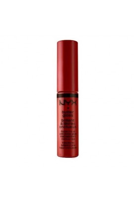 NYX Butter Gloss - Red Velvet - 0.27oz / 8ml