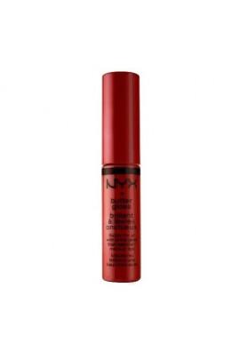 NYX Butter Gloss - Red Velvet - 0.27oz / 8ml