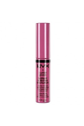 NYX Butter Gloss - Strawberry Parfait - 0.27oz / 8ml
