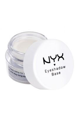 NYX Eye Shadow Base - White Pearl - 0.25oz / 7g