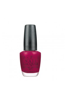 OPI Nail Lacquer - Bogota Blackberry - 0.5oz / 15ml