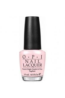OPI Nail Lacquer - It's A Girl - 0.5oz / 15ml