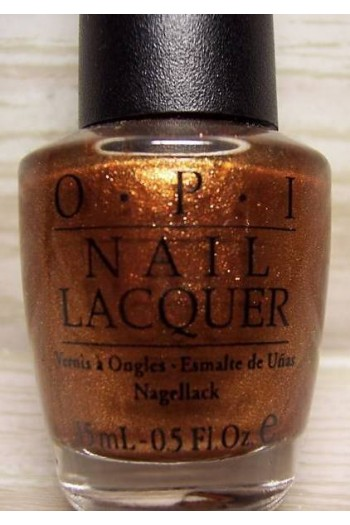OPI Nail Lacquer - Sonata In Bronze - 0.5oz / 15ml