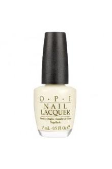 OPI Nail Lacquer - Swedish Nude - 0.5oz / 15ml