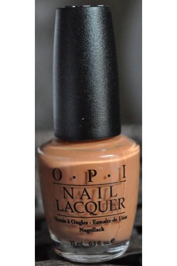 OPI Nail Lacquer - Opi & Apple Pie - 0.5oz / 15ml