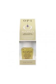 OPI Avoplex Nail & Cuticle Replenishing Oil - 0.5oz / 15ml