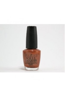 OPI Nail Lacquer - Basque in the Sun - 0.5oz / 15ml