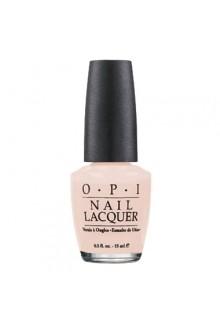 OPI Nail Lacquer - Bubble Bath - 0.5oz / 15ml