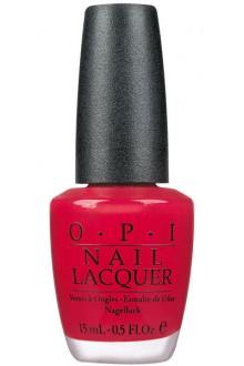OPI Nail Lacquer - Dutch Tulips - 0.5oz / 15ml