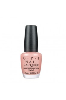 OPI Nail Lacquer - Pistol Packin' Pink - 0.5oz / 15ml