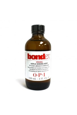 OPI - BondEx - Acrylic Bonding Agent - 4oz / 120ml - BB030