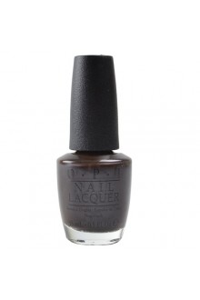 OPI Nail Lacquer - Gwen Stefani Holiday 2014 - Love is Hot & Coal - 0.5oz / 15ml