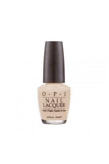 OPI Nail Lacquer - Samoan Sand - 0.5oz / 15ml