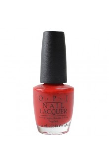OPI Nail Lacquer - Gwen Stefani Holiday 2014 - What's Your Point-setia - 0.5oz / 15ml