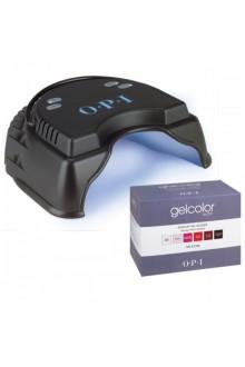 OPI GelColor - OPI LED Light & Intro Kit