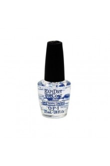 OPI RapiDry Top Coat - 0.125oz / 3.75ml