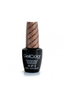 OPI GelColor - Gwen Stefani Holiday 2014 - A Real Show Copper - 0.5oz / 15ml