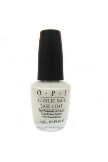 OPI Pro Nail Treatments - Acrylic Nail Base Coat - 0.5oz / 15ml