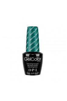 OPI GelColor - Soak Off Gel Polish - AmazON…AmazOFF - 0.5oz / 15ml