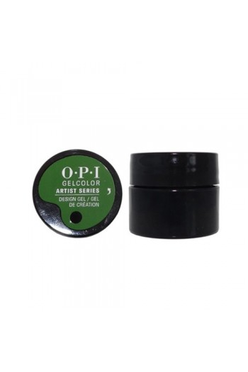 OPI GelColor - Artist Series - Are We In Agreen-ment? - 0.21oz / 6g