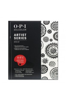 OPI GelColor - Artist Series - Intro Kit