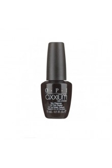 OPI Axxium Gel System - No-Cleanse UV Top Sealer - 0.5oz / 15ml