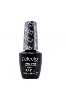 OPI GelColor - Soak Off Gel Polish - Base Coat - 0.5oz / 15ml