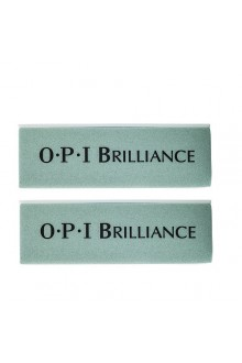 OPI Nail Files - Brilliance Block FL 156 - 2pk