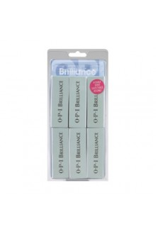 OPI Nail Files - Brilliance Block - FL 156 - 6pk