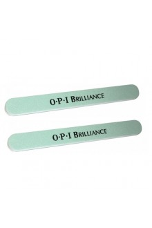 OPI Nail Files - Brilliance Long Buffer FL 166 - 2pk