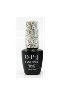 OPI GelColor - Hello Kitty Collection - Charmmy & Sugar - 0.5oz / 15ml