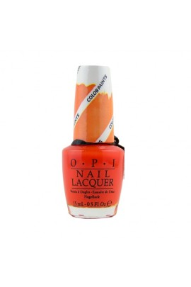 OPI - Color Paints 2015 Collection - Blendable Lacquer - Chromatic Orange - 15ml / 0.5oz