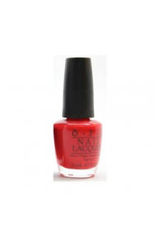 OPI Nail Lacquer - Coca-Cola 2014 Collection - Coca Cola Red - 0.5oz / 15ml